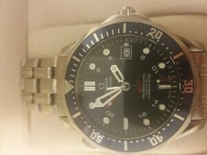 Omega Seamaster Diver 300M Co-Axial GMT Ref. 2535.80.00