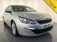 2014 PEUGEOT 308 ACTIVE HDI DIESEL FREE ROAD TAX 1 OWNER SERVICE HISTORY