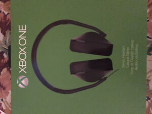 Xbox one stero headset