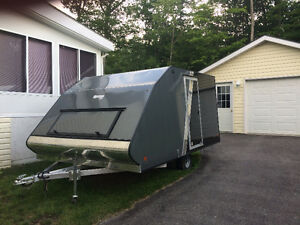 2015 crossover ATV or SNOWMOBILE trailer