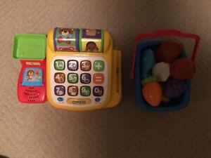 Vtech Toy cash register