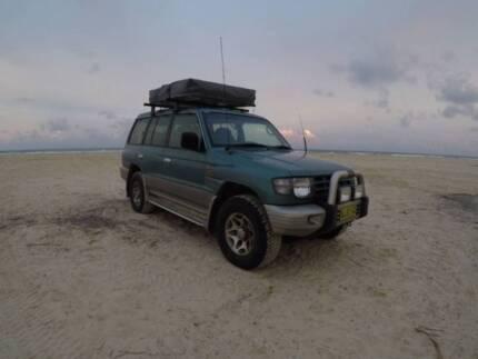 1999 Mitsubishi Pajero Wagon