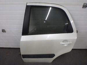 Left Rear LR LH Driver Door 2007 Suzuki SX4 JLX AWD Hatchback