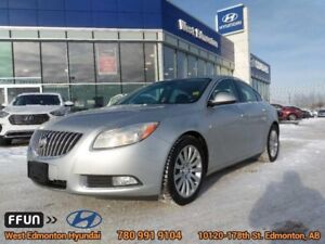 2011 Buick Regal CXL W/1SD  CXL-Leather-Sunroof-Heated Seats-Sir