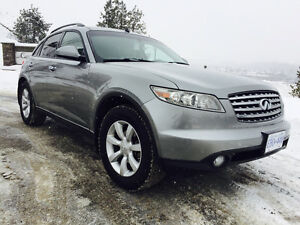 2004 Infiniti Other SUV, Crossover