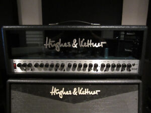 Hughes Kettner Triamp + Footswitch (Échange Possible)