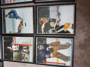 HOME CRAFTED HOCKEY PICTURES