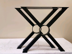 Metal table legs for sale ( powder coated  )