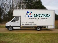 Affordable Removals - From £35 p/h - House, Office, Piano and more