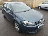 VW GOLF 1.6 TDI SE, £30 ROAD TAX, FULL SERVICE HGISTORY