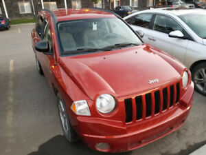 2008 Jeep Compass Northern Edition