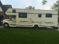 1998 CLASS C motorhome Ford Travelaire