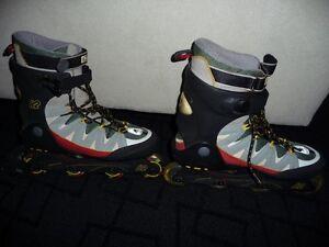 MEN'S K2 SOFTBOOT ROLLER BLADES SIZE 13
