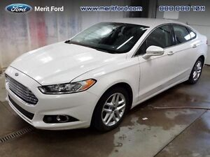 2013 Ford Fusion SE  - one owner - local - trade-in - sk tax pai Regina Regina Area image 1