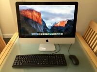 "Apple iMac 22"" Intel Core i5,4GB Ram,500GB HD,SuperDrive"