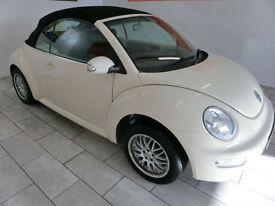 2004 Volkswagen Beetle 1.6 Convertible