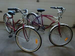 Vintage Style Classic Cruiser Bicycles