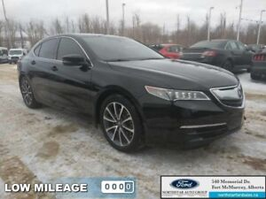 2015 Acura TLX SH AWD|3.5L|Rem Start|Sunroof|Low Kms  - $105.83