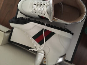 Brand new Gucci shoes + Box & Receipt