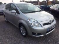 2008 TOYOTA VERSO 1.8 VVT i SR TOP SPEC LOW MILEAGE 12 MTS WARRANTY AVAIL