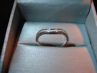 Diamond, white gold ring for sale