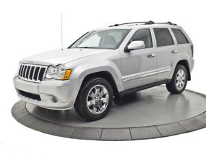 2010 Jeep Grand Cherokee Limited | AC | CUIR | TOIT |