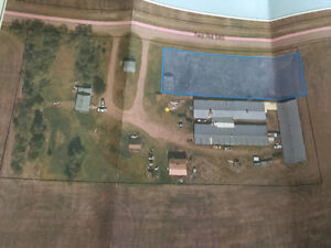 ACREAGE FOR SALE - PRICED TO SELL - STURGEON COUNTY
