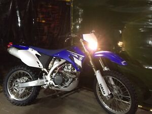 2008 WR450F .......347 kms!!!