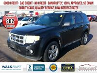2009 Ford Escape XLT Automatic 3.0L   Cloth   Sunroof