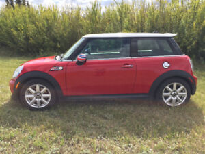 2012 MINI Mini Cooper S Coupe (2 door)