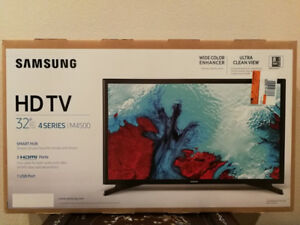 "32"" Samsung Smart TV  Like New in Box"