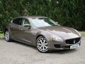 2015 Maserati Quattroporte 3.0 V6 S Saloon Petrol Automatic