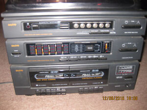 Sanyo Stereo System