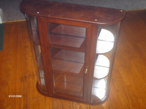 wall bambay curio cabints  for sale  for 2