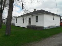 duplex in smooth rock falls - two 2 bedroom houses