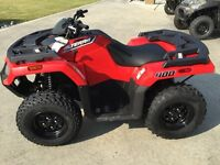 2016 ARCTIC CAT ATV SALE!!! GREAT FINANCING OPTIONS!!!
