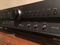 Technics su-a808 amplifier