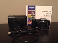 Olympus SZ-10 Camera in perfect condition