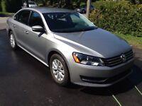 2013 Volkswagen Passat trendline 2.5L