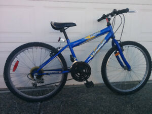 good condition, used bike - (Fraser Heights)