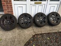 Vectra sri alloys 17 inch