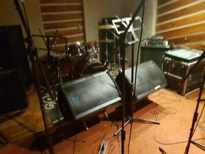 Band Rehearsal @ Power House studio!