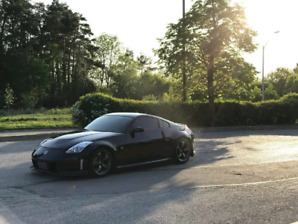 2008 Nissan 350z GT FULLY LOADED LOW KMS AMAZING CONDITION