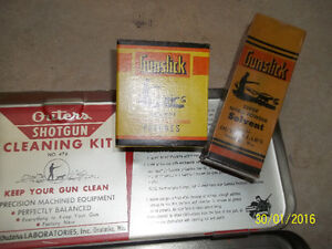 Vintage Outers Shotgun Cleaning Kit No. 478 Rod,Brushes and Case Kitchener / Waterloo Kitchener Area image 2