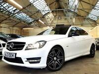 2013 Mercedes-Benz C Class 2.1 C250 CDI AMG Sport Coupe 2dr Diesel