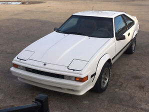 1986 Toyota Supra Safetied