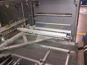 Used Sealer, Heat Tunnel, and Infeed Conveyor Windsor Region Ontario image 3
