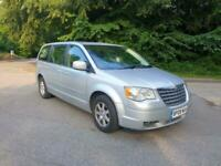 Chrysler Grand Voyager 2.8CRD Auto Stow & Go FULL SERVICE HISTORY 10 STAMPS