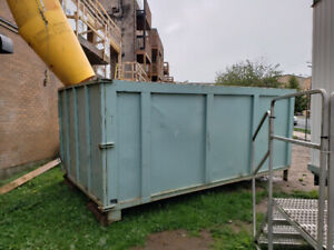 Bin Rental, Junk Removal and Demolition