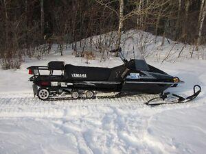 Yamaha Bravo 250 Longtrac MInt